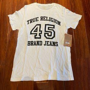 True Religion men T-Shirt size Large